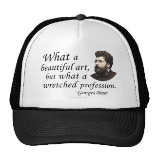 Bizet on the Profession Trucker Hat