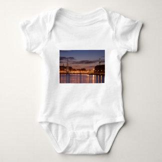 Bizkaia bridge mameluco de bebé