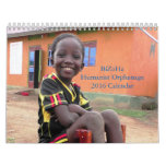 BiZoHa Humanist Orphanage 2016 Calendar (11 x 8.5)