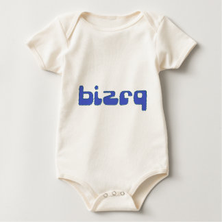 Bizrq Squiggle Baby Bodysuit