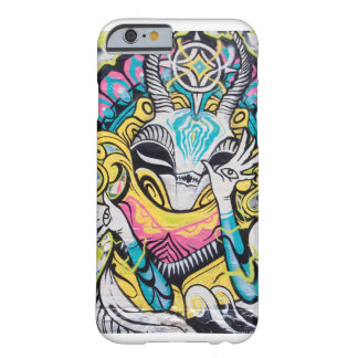 Bizzare Graphic Barely There iPhone 6 Case