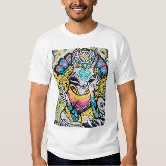 Bizzare Graphic Tee Shirt
