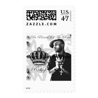 Bizzle Da Prince $0.49 Postal Stamps