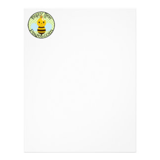 Bizzy Bee Pages Letterhead