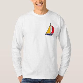 BJ- Cheerful Sailboat Shirt