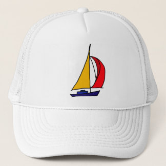 BJ- Colorful Sailing Hat