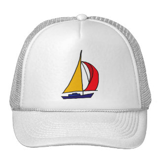 BJ- Colorful Sailing Hat