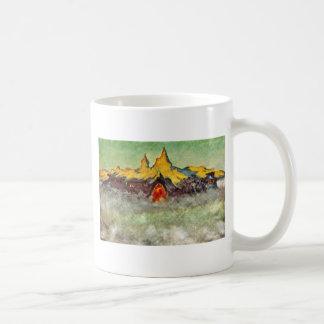 Bjerg - Troll Mountain Coffee Mug