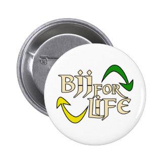 BJJ 4 Life Pins