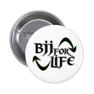 BJJ 4 Life Buttons