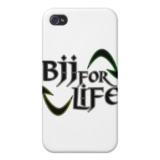 BJJ 4 Life Covers For iPhone 4