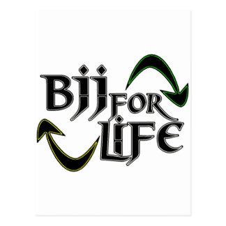 BJJ 4 Life Postcard