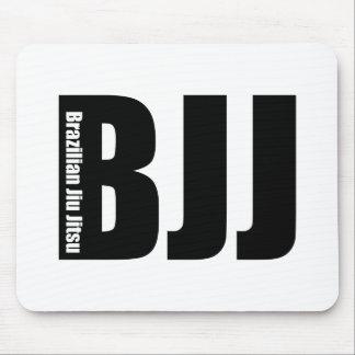 BJJ - Brasilen@o Jiu Jitsu Alfombrilla De Ratones