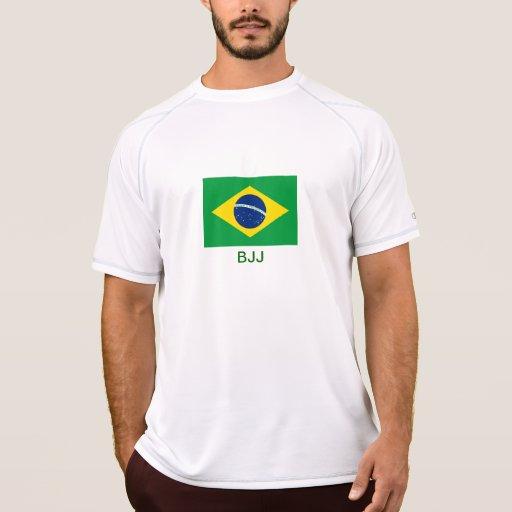BJJ, brasilen@o Jiu-Jitsu Remeras