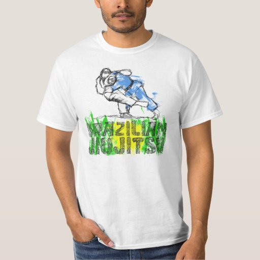 BJJ - Brasilen@o JiuJitsu Camisas