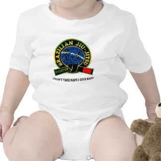 BJJ - Brazilian Jiu-Jitsu Baby Fighter Baby Creeper