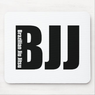 BJJ - Brazilian Jiu Jitsu Mouse Pad