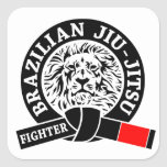 BJJ - Brazilian Jiu - Jitsu Stickers