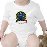 BJJ - Combatiente del bebé de Jiu-Jitsu del brasil Camiseta
