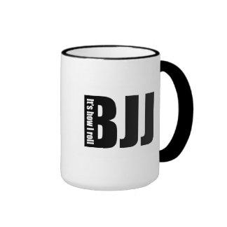BJJ - Es cómo ruedo, asalta Tazas