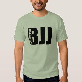 BJJ - Es cómo ruedo Remera