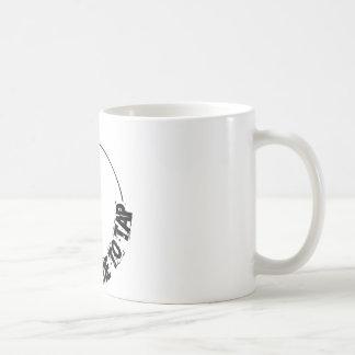 BJJ - Hora de golpear ligeramente Tazas De Café