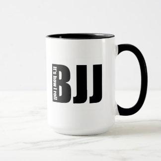 BJJ - It's how I roll, Mug