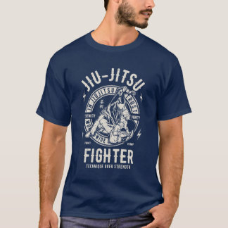BJJ - JiuJitsu Fighter T-Shirt