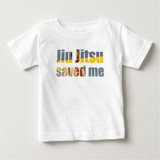 BJJ Saved Me Baby T-Shirt