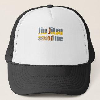 BJJ Saved Me Trucker Hat