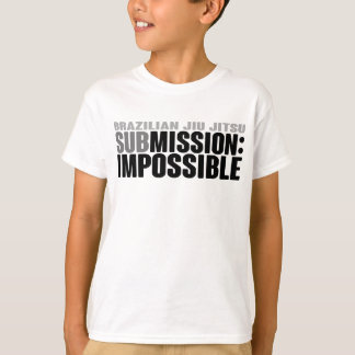 BJJ: SubMission Impossible T-Shirt