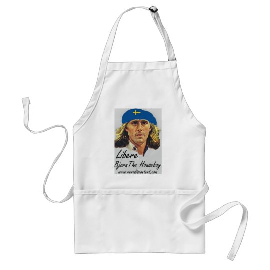 Bjorn the Houseboy Adult Apron