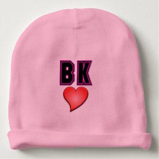 BK Brooklyn Heart Baby Beanie