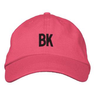 BK Brooklyn New York Personalized Adjustable Hat