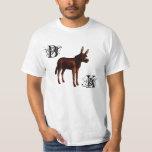BK - Rey T-shirt del Burro Remeras