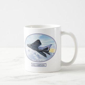 BKB 5 B.A.C. [English Electric]  Lightning LS copy Coffee Mug