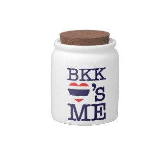 BKK LOVE S ME CANDY JAR
