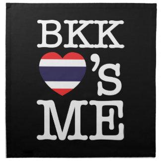 BKK LOVE S ME CLOTH NAPKINS