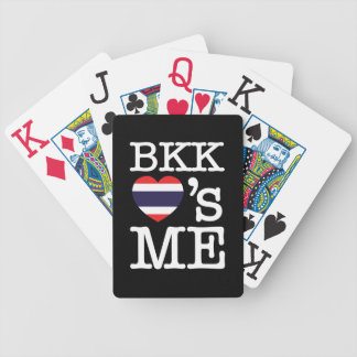 BKK LOVE S ME PLAYING CARDS