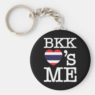 BKK LOVE'S ME KEYCHAIN