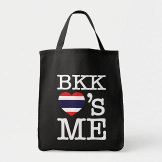 BKK LOVE'S ME TOTE BAG
