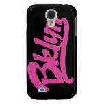 BKLYN iPhone Shell (3G) Samsung Galaxy S4 Case