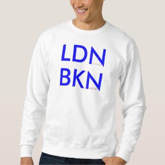 BKLYN SWEATSHIRT: LONDON EDITION SWEATSHIRT