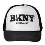BKNY BROOKLYN, NY TRUCKER HAT