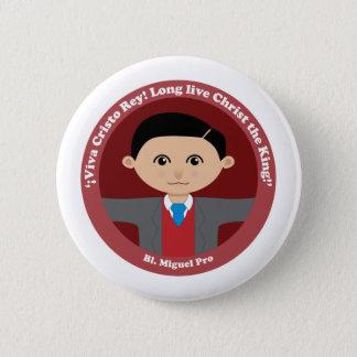 Bl. Miguel Pro Pinback Button
