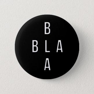 Bla Bla Cross Button