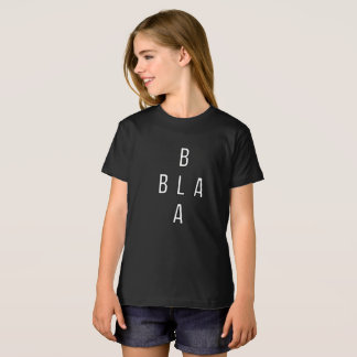 Bla Bla Cross T-Shirt