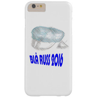 Blå russ 2016 med lue barely there iPhone 6 plus case