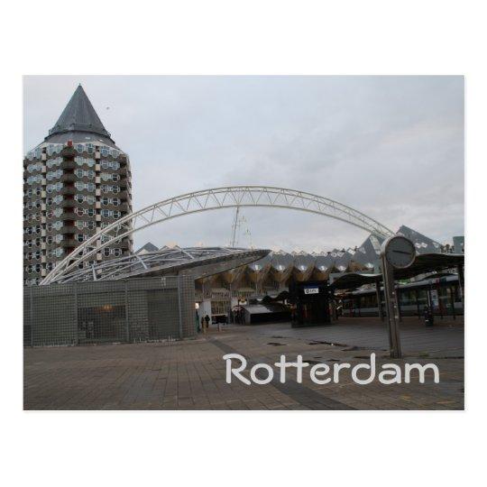 Blaak, Rotterdam Postcard