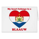 Blaauw Card